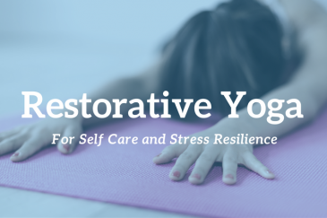 WEEKLY Restorative Yoga