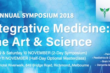 5th Annual Symposium: Integrative Medicine: The Art & Science
