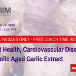 Heart Health, Cardiovascular Disease & Kyolic Aged Garlic Extract