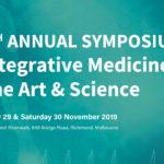 6th Annual Symposium 'Integrative Medicine: The Art & Science'